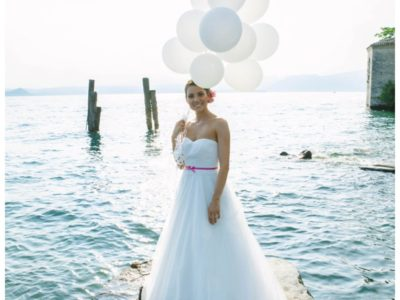 Fabia + Raffalele wedding in Garda Lake