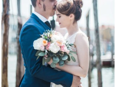 ioana  + dan elopement in venice